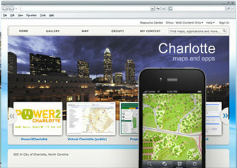 Esri Releases ArcGIS Online for Organizations GIS | GPS World | Agronegócio | Scoop.it