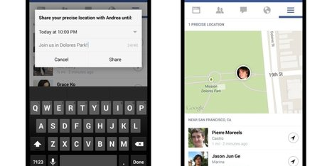 Facebook Will Now Tell Your 'Friends' When You Are Nearby | Social Media and its influence | Scoop.it
