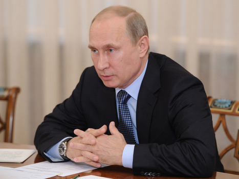 Challenging Obama, Putin Appeals Directly To Americans On Syria : NPR | Political machine-nations | Scoop.it