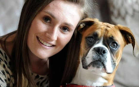 Owner saves puppy's life using dog-CPR - Telegraph | American heart association | Scoop.it
