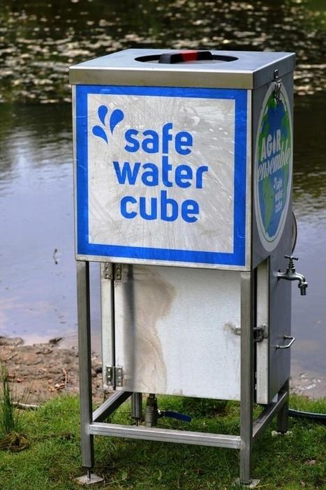 Nantes: La fontaine à potabiliser l'eau qui pourrait changer le monde | Marketing respectueux | Scoop.it