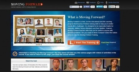 Website Teaches Coping Skills to Military Community | DoDLive | The Art and Science of Leadership | Scoop.it