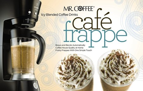 Mr. Coffee BVMC-FM1 20-Ounce Frappe Maker Review | Top Rated Coffee Makers | Best Grind and Brew Coffee Maker | Scoop.it