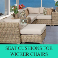 Great Reasons to Buy Cushions for Your Wicker Furniture - Design Furnishings   Outdoor Furnishings   Scoop.it