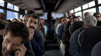 Palestinian-only buses on West Bank stir controversy | Dagenais News Network | Scoop.it