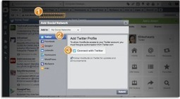Hootsuite Handleiding | Social Media & sociaal-cultureel werk | Scoop.it