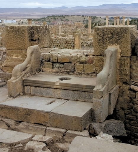 The secret history of ancient toilets | Science, Technology, and Current Futurism | Scoop.it