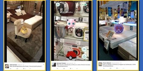Pokémon GO : une opération à succès pour les magasins But - Mobile marketing | SoShake | Scoop.it