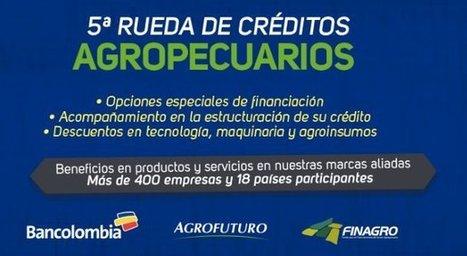 Descuentos en tecnología, maquinaria y agroinsumos Solicita tu crédito http://bit.ly/2bj8wYa  @Finagro @Bancolombia | Noticias | Scoop.it