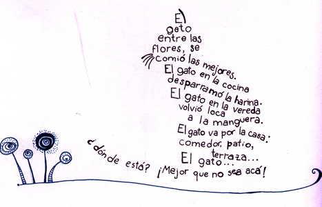 La magia de los caligramas | educacion-y-ntic | Scoop.it