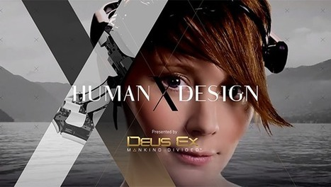 Human X Design: What Does It Truly Mean To Be Human? - SERIOUS WONDER | Chair et Métal - L'Humanité augmentée | Scoop.it