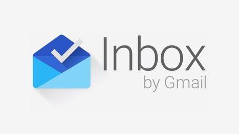 Inbox, la nouvelle boîte mail de Google avec une touche française | Scoop.it Sysico | Scoop.it