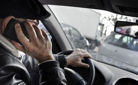 2 points & 174 euro-fine for phoning while driving: Harsher penalties to be issued for driving offences | Luxembourg | Luxembourg (Europe) | Scoop.it