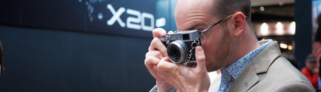 Fujifilm X-Series at CP+ Camera & Photo Imaging Show Japan 2013 | Dean Johnston | Fuji X-Pro1 | Scoop.it
