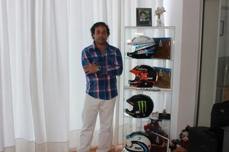 """Entrevista exclusiva con Adrián """"Chino"""" Yacopini: """"espero con ansiedad el Dakar 2014""""   Gaston Conte   Scoop.it"""
