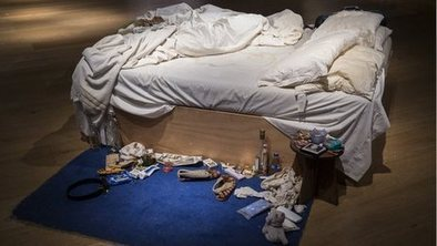 Emin: 'It's like being touched by a ghost' | Baumeandco Articles Directory Listing | Scoop.it