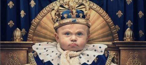 L'enfant roi | Pub en stock | Marketing digital & réseaux sociaux | Scoop.it