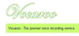 Vocaro A Great Free Voice Recording Service | Educational Technology Today | Scoop.it