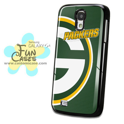 Green Bay Packers NFL Logo Samsung Galaxy S4 Case Cover from Funcases | Sport Merchandise | Scoop.it