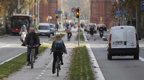 Barcelona inicia campaña para ganar 80.000 viajes en bici al día | movilidad sostenible | Scoop.it