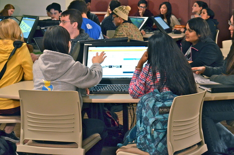 Technology is remaking education at ASU   Learning Spaces in Higher Ed   Scoop.it