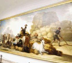 Los cartones de Goya se lucen en el Museo del Prado - Diario Pagina Siete   Historia del Arte. Art History   Scoop.it