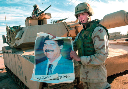 New mathematical logic could have averted the attack on Saddam | Sustain Our Earth | Scoop.it