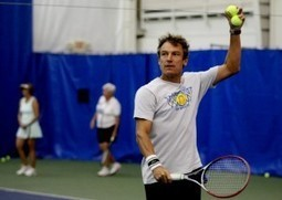 Mats Wilander - moving is everything   Ace Tennis Lessons   Scoop.it