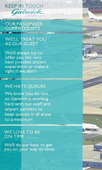 Gatwick Airport: Using Twitter To Create A More Human Experience For Passengers | Tourism Social Media | Scoop.it