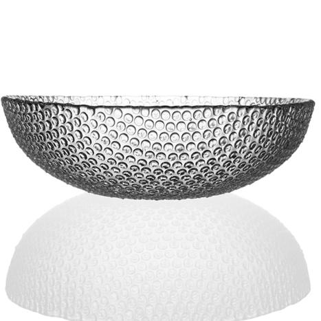 Bubbles Large Crystal Bowl, 34cm | Decor Trends | Scoop.it