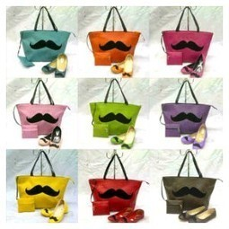 paket tas kumis pouch + flat shoes kumis - AyeshaShop.Com | trend fashion 2013 | Scoop.it