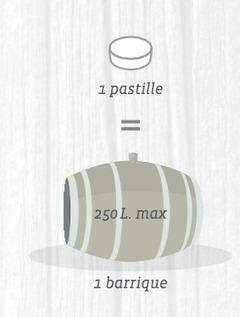 Une pastille pour faciliter la fermentation malo-lactique en barriques | Latests news in Wine Fermentation | Scoop.it