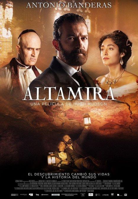 Altamira: Altamira ya tiene un cuadernillo didáctico #altamiraedu | Recursos TIC para las Ciencias Sociales | Scoop.it