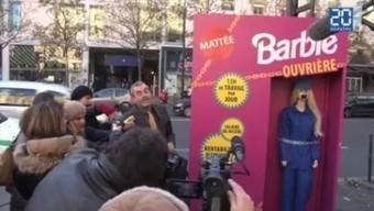 «Barbie ouvrière»: Des militants dénoncent les conditions de travail chez Mattel - Vidéo avec Dailymotion   Barbie ouvrière : campagne Peuples Solidaires Vs Mattel   Scoop.it