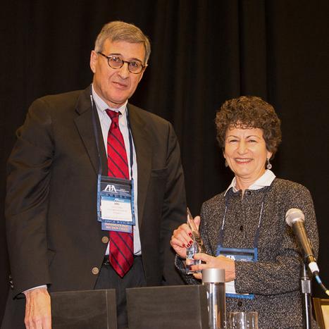 Barbara Zack Quindel Honored with Arvid Anderson Award - Hawks Quindel 2014 | Hawks Quindel, S.C. | Scoop.it