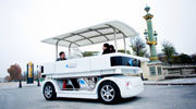 Un robot navette 100 % électrique à Lyon | Social Network for Logistics & Transport | Scoop.it