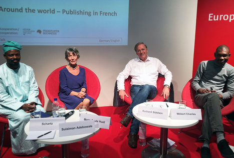 French Publishing: Is Paris Still the Center? | Ebook and Publishing | Scoop.it