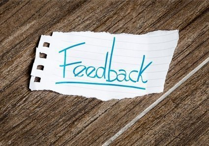 9 Tips To Give and Receive eLearning Feedback | Mobile Learning | Scoop.it