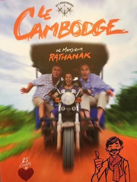 Les 25 coups de coeur de Monsieur Rathanak pour découvrir le Cambodge autrement | Le Cambodge, autrement | Scoop.it