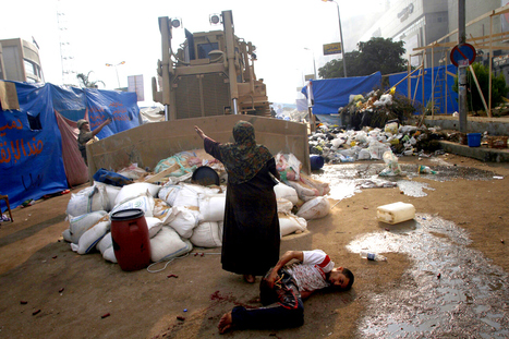 Bloodshed in Egypt | Intervalles | Scoop.it