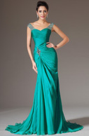 eDressit 2014 New Sweetheart Fully Beaded Straps Formal Gown ... | wedding dress | Scoop.it