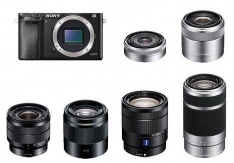 Best Lenses for Sony A6000 | Best Quality Mirrorless Cameras | Scoop.it