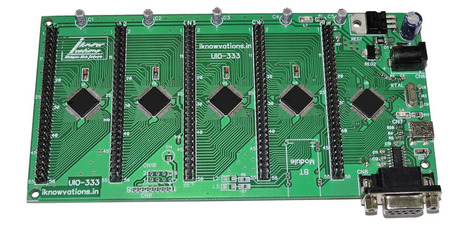 USB I/O board 255 channels UIO-333 launched. | Serial LCD | Scoop.it