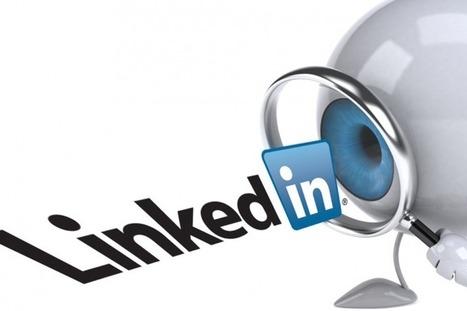 Linkedin : la chose indispensable pour attirer l'attention ! | Widoobiz | Recrutement et RH 2.0 l'Information | Scoop.it