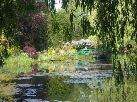 Excursion à Giverny et à La Roche Guyon le 25 mai 2013 | Impressionnisme | Scoop.it