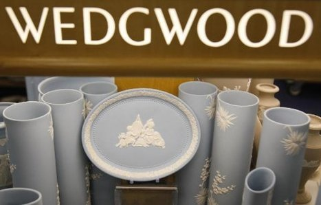 Waterford Wedgwood shifts to Asia to save company | AQA A2 BUSS4 Globalisation, UK Manufacturing & EU | Scoop.it