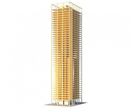 Du bois dans ton gratte-ciel - Le Nouvel Observ... | Les gratte-ciel | Scoop.it