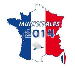 Publication sondages et résultats élections municipales 2014   BriZaWen   Actualité Juridique   Scoop.it