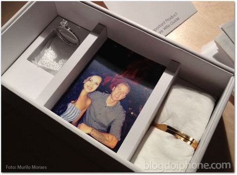 Americano pede brasileira em casamento de uma forma especial na Apple Store de New York | Wedding | Scoop.it