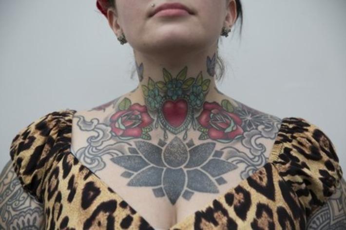 Un tatouage en héritage | Le Monde | Kiosque du monde : A la une | Scoop.it